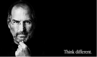 """Think Different"" - Стив Джобс"